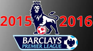 Jadwal Liga Premier Inggris 2015- 2016 Bagian 1