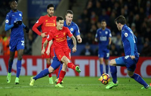 The Reds Masih Berdiri Gagah di Puncak dengan Hasil Imbang Liverpool vs Leicester City