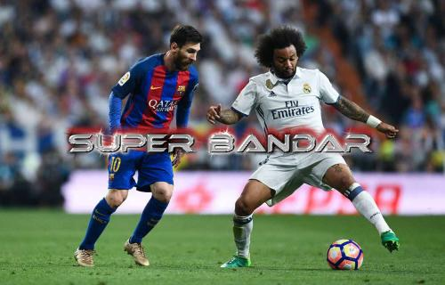 Real Madrid VS Barcelona (Vinicius dan Lionel Messi Bikin Panas)