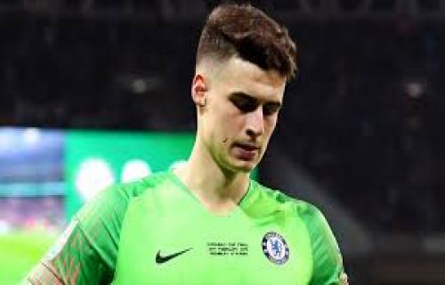 Chelsea VS Tottenham, Sarri Ragu Turunkan Kepa
