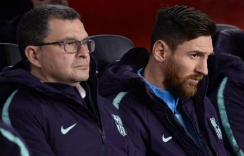 Hingga 2 Laga Pertandingan Usai dengan Hasil Imbang, Lionel Messi Masih Belum Bertaring