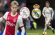 Laga Ajax Vs Real Madrid