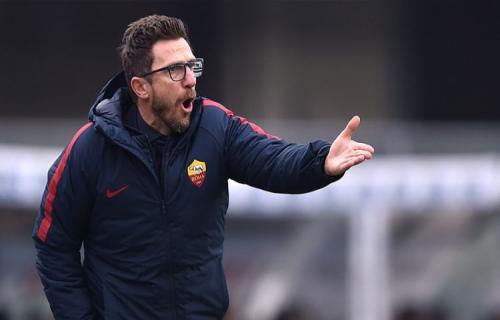 Pelatih AS Roma Mengakui Kurang Senang