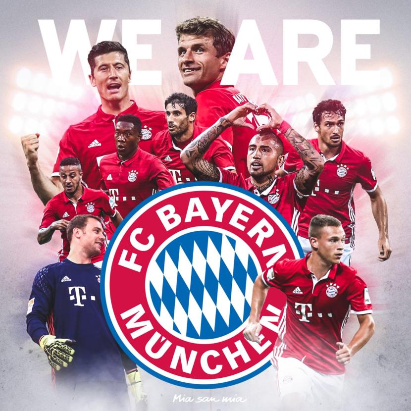 Kemajuan Bayern Munchen