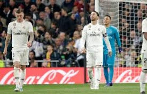 Dihajar Barca 3 – 0, Real Madrid frutasi