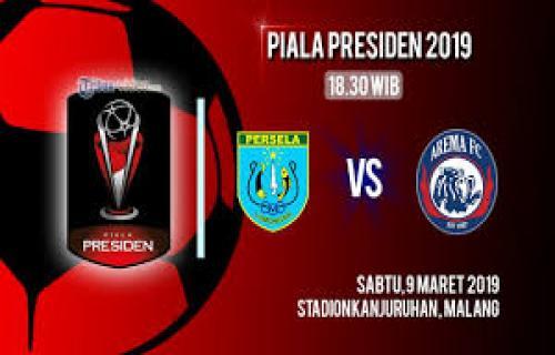 Jadwal Live Streaming Grup E Piala Presiden 2019 di Indosiar dan Vidio.com, Sabtu 9 Maret