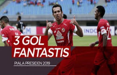 Klasemen Grup D Piala Presiden 2019: Persija Masih di Puncak, PSS Tebar Ancaman