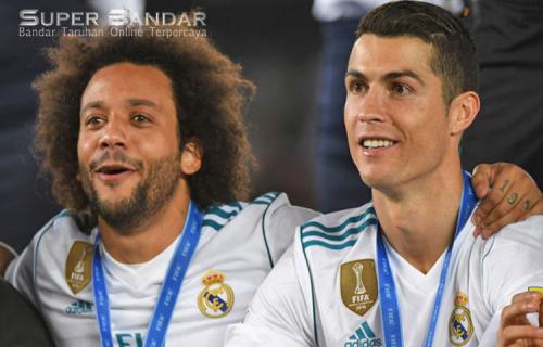 Marcelo Akan Susul Cristiano Ronaldo Ke Juventus