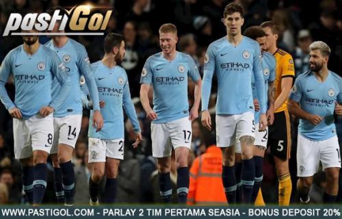 Man City Lebih Sulit Menandingi Tim Kecil