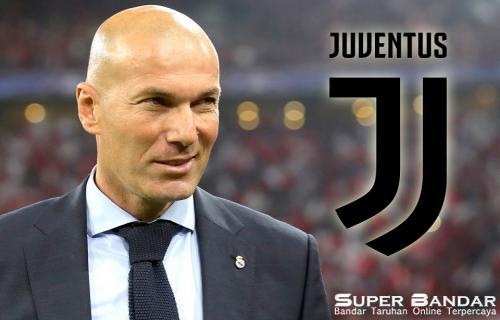 Zinedine Zidane Diisukan Kembali ke Juventus