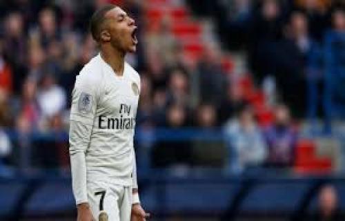 Juventus Bernafsu Duetkan Ronaldo dengan Mbappe