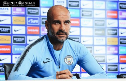 Josep Guardiola Tidak Yakin Di Manchester City