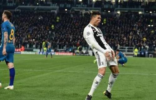 Selebrasi Tidak Sopan UEFA Akhirnya Ronaldo Dikenakan Denda