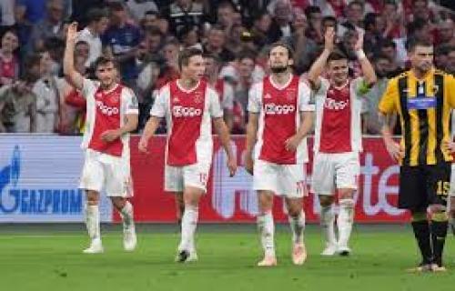 Percaya Diri Tinggi, Ajax Klaim Mampu Kalahkan Juventus