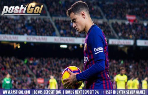 Coutinho Berpikir Dua Kali Tinggalkan Barcelona