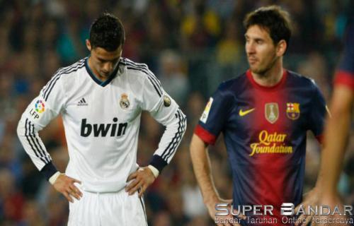Lionel Messi Menyombongkan Diri Dari Cristiano Ronaldo