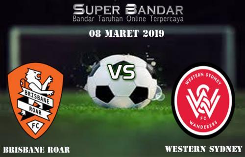 Prediksi Brisbane Roar vs Western Sydney 08 Maret 2019