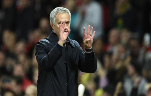 Mourinho Tolak Tawaran Besar dari Timnas China