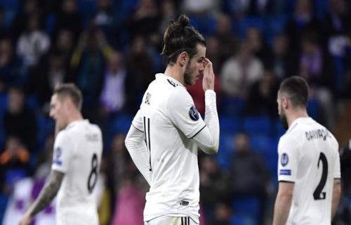 Mimpi Real Madrid Hancur Dalam 6 Hari