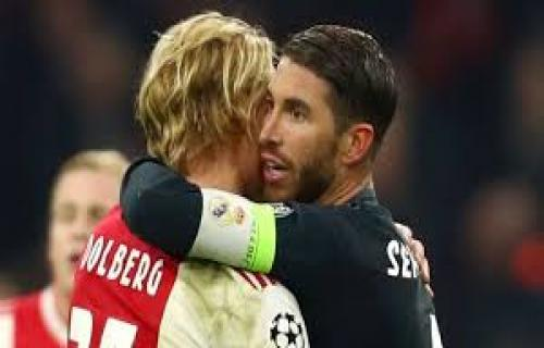 Karena sengaja cari kartu kuning,Sergio Ramos dihukum UEFA tidak bertanding 2 laga