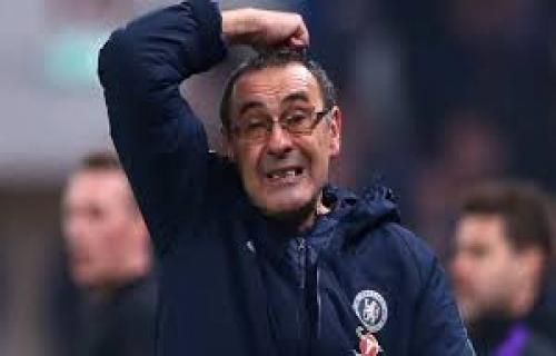 Liverpool Pantas Menang,Maurizio Sarri Juga sangat mengkritik wasit