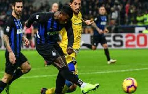 Kemenangan Inter Milan atas Frosinone