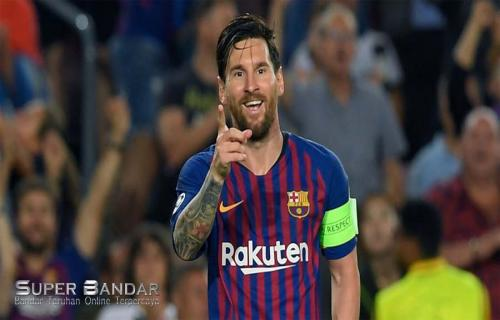 Lionel Messi Membuat Mimpi Buruk untuk Manchester United