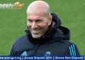 Zidane belum mengetahui kabar Madrid  yang akan melepaskan banyak pemain