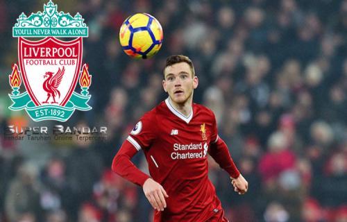 Andrew Robertson Kecewa Jika Liverpool Tidak Menjadi Sang Juara