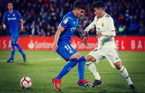 Rayo Vallecano vs Real Madrid Babak Pertama