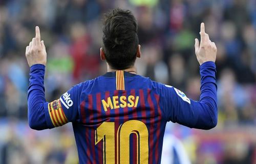 Keajaiban Lionel Messi di Stadion Wembley pada Liga Champions Musim Ini