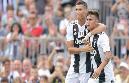 Ronaldo Tidak Mau Bermain Bersama Dybala