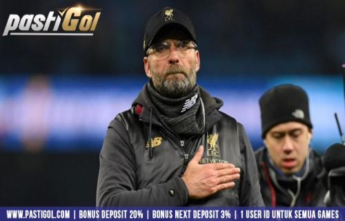 Jurgen Klopp Menentang Info Dirinya Menyingkir Dari Liverpool