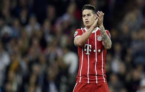 James Rodriguez Tertarik ke Italia, Tapi Bukan ke Juventus