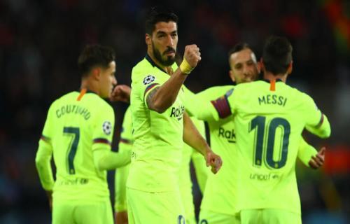 Barcelona Mempermalukan Manchester United di Old Trafford