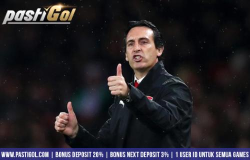 Emery Optimis Arsenal dan Napoli Imbang Kekuatannya