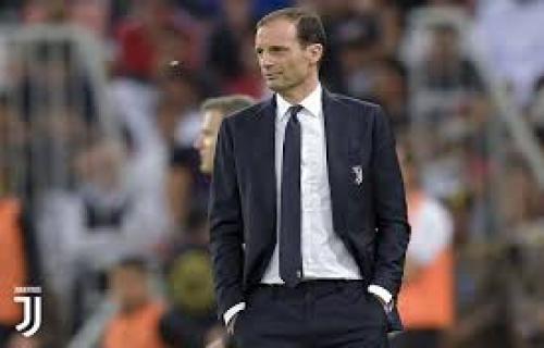 Allegri Tunda Selebrasi Scudetto Juventus
