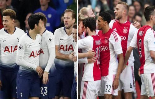 Tottenham vs Ajax Amsterdam Babak Pertama