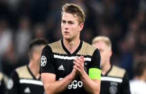 De Ligt Bagikan Rahasia Keberhasilan Ajax Kalahkan Tottenham