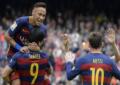 Neymar bergegas untuk kembali bergabung bersama Barcelona
