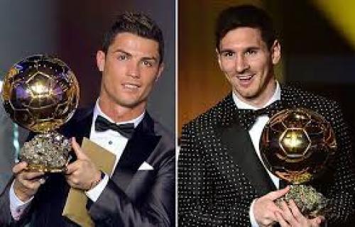 Lionel Messi atau Christiano Ronaldo?