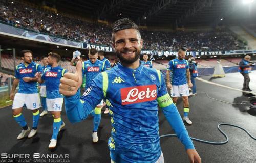 Atletico Madrid dan Inter Milan Merebutkan Pemain Asal Napoli, Lorenzo Insigne
