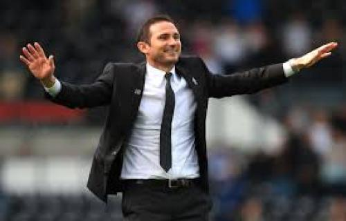 Frank Lampard di yakini akan bawa Chelsea berjaya kembali