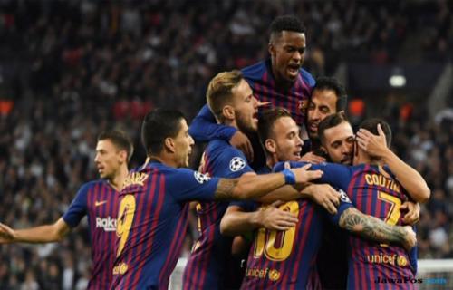 Kembali Bangkit di Barcelona