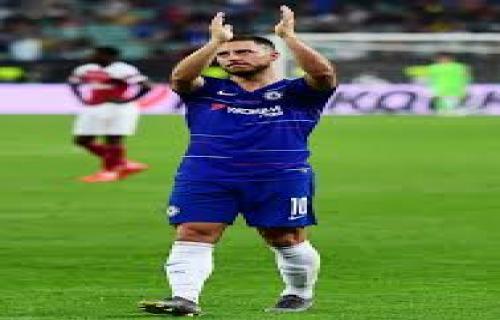 Real Madrid Resmi Umumkan Transfer Eden Hazard