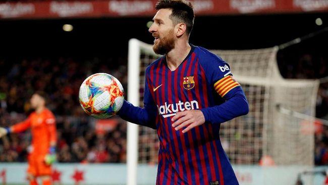 Carragher Tetap Utamakan Lionel Messi untuk Ballon d'Or 2019