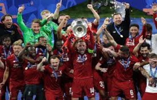 Akhirnya Liverpool angkat piala Liga Champions