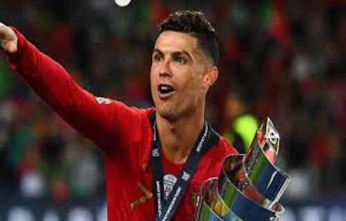Ronaldo membawa Portugal juara UEFA Nations League