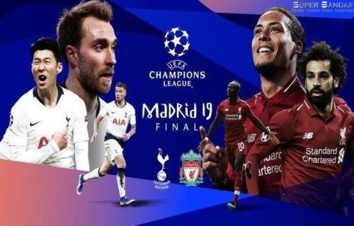 Tottenham Hotspur Kalah Dari Liverpool di Juara Liga Champions 2-0