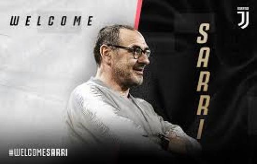 Maurizio Sarri jadi pelatih Juventus